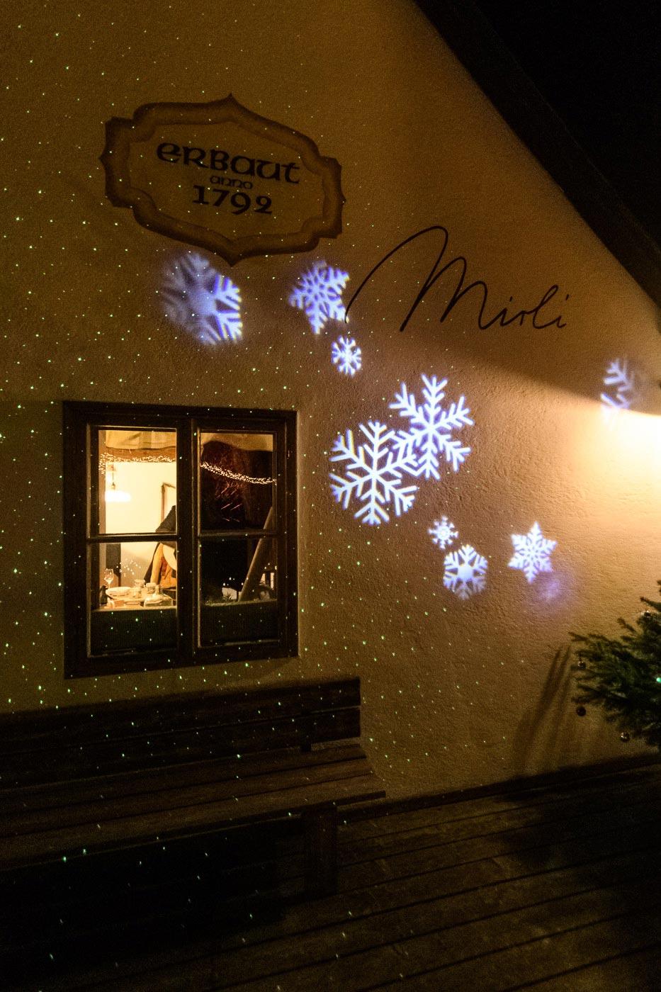 Ö-Ticket Weihnachtsfeier bei Mirli
